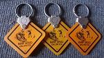Schlüsselanhänger 19 Stück Inliner Skater
