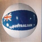 aufblasbarer Beach Ball Flagge 60cm