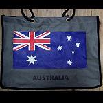 Tasche Australien Flagge 40cm