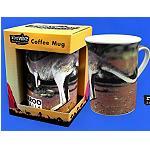 Kaffeebecher mit Känguru Motiv