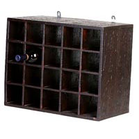 Wein Regal Board Fach ca. 43x52 cm