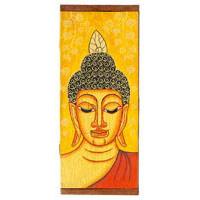 Holz Schatulle Buddha 37cm