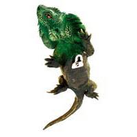 Leguan Wandkletterer 34cm