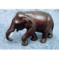 Elefant Kunstharz, 9 cm hoch