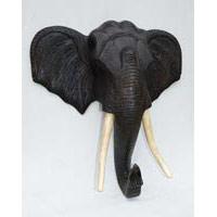Elefantenkopf XXL  ca. 105 cm