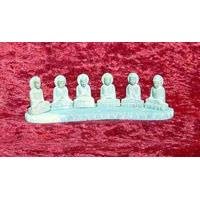 Räucherstäbchenhalter Buddha Line  13 cm