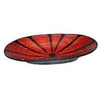 Schale Mangoholz Oval ca. 40 x 22 cm