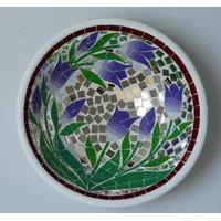 Schale Tulpe Terracotta