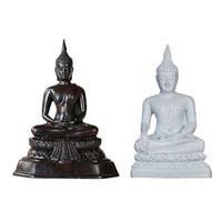 Buddha Kunstharz, 16 cm