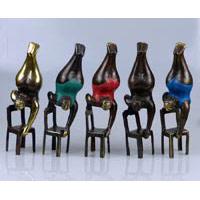 Elfi Bronze Handstand 2 Farben