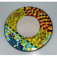 Spiegel Rainbow rund Ø 30 cm
